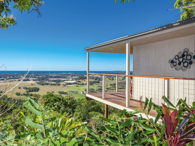 Byron Bay hinterland accommodation option: Byron's Secret.