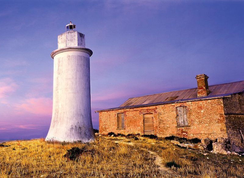 Forgotten Light, Point Malcolm, SA (Ken Duncan).
