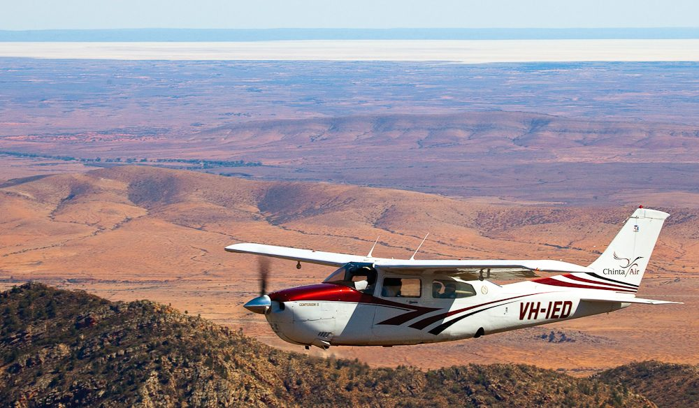 Where do you want to go? Tailor-made air safaris: Chinta Air Tours