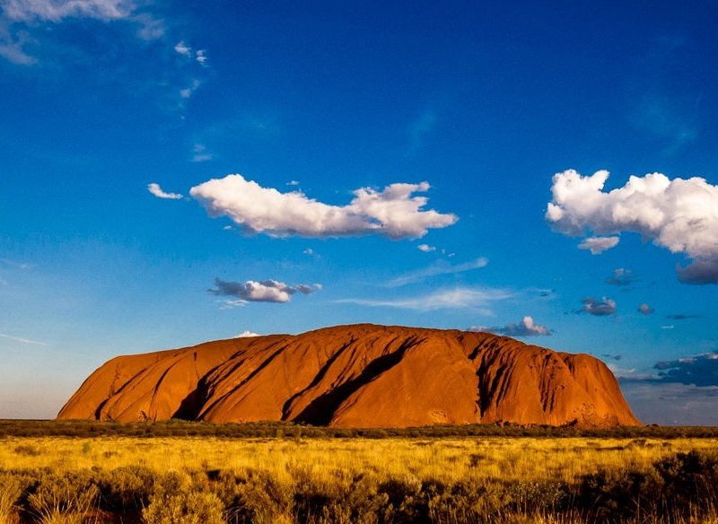 The many moods of Uluru, Northern Terriotry
