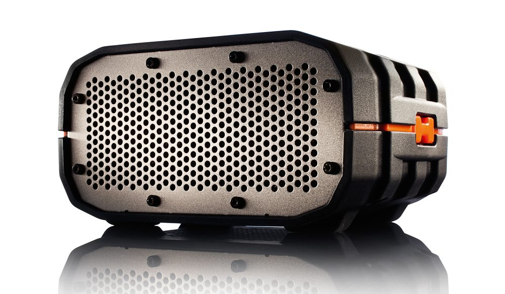 Braven BRV-1 - speaker and phone charger, was else could a camper want?