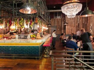 Jamie's Italian restaurant Brisbane