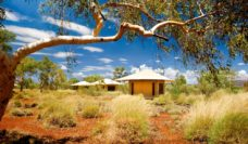 Enviro outback: Karijini Eco Retreat Eco Tents