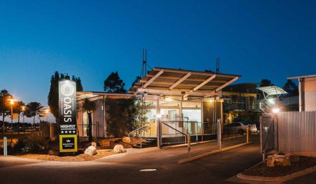 Hotel Majestic Oasis Port Augusta