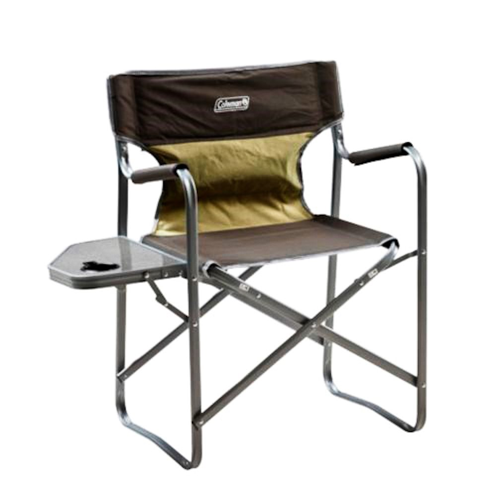 Lumbar support while camping, what next from a camp chair?