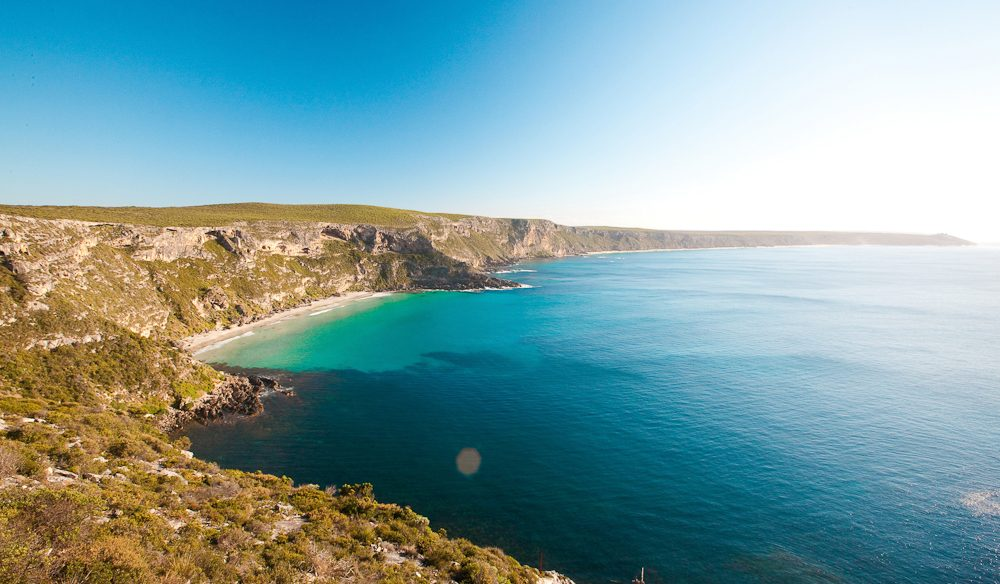 Kangaroo Island, sweeping views