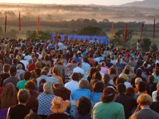 Woodford Folk Festival Sunshine Coast hinterland
