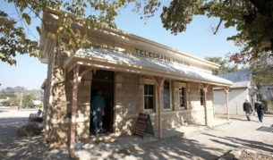 Telegraph Station in Beechworth