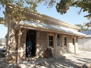 Telegraph Station in Beechworth