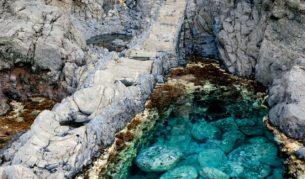 Herring Pools Lord Howe Island