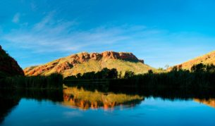 Ord River, the Kimberley.