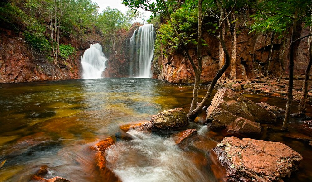 Florence Falls, Litchfield National Park, NT.