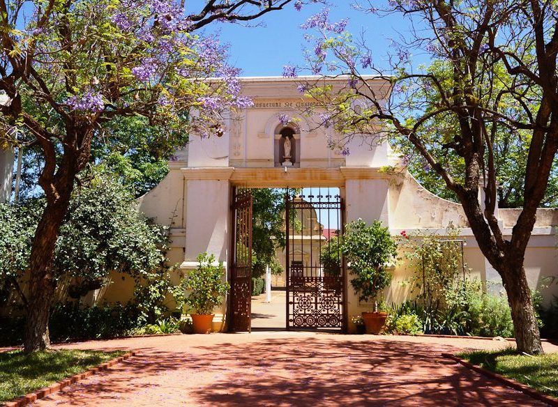 New Norcia a community of Benedictine monks