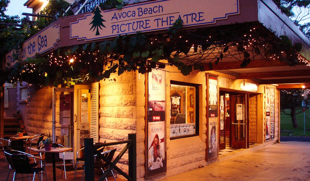 Avoca Beach Picture Theatre, Central Coast.