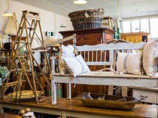 Drill Hall Emporium Tasmania's antique trail