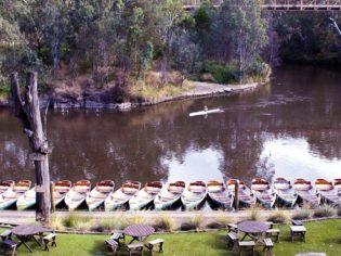 Fairfield Park Boathouse and Tea Gardens