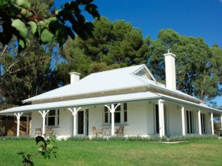 Maggie Beer's country retreat Barossa Valley