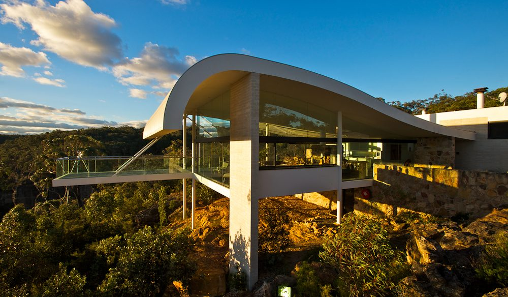 The Seidler House, Joadja, NSW Southern Highlands.