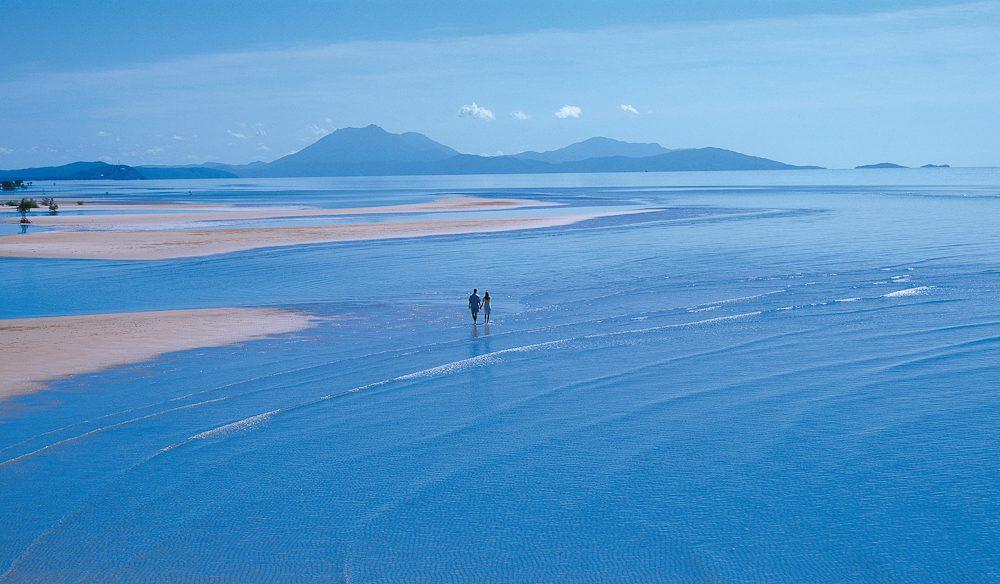 Yule Point, Oak Beach, Queensland.