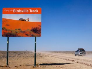 Birdsville outback Queensland