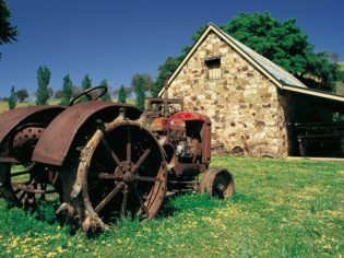 Carcoar National Trust Village NSW