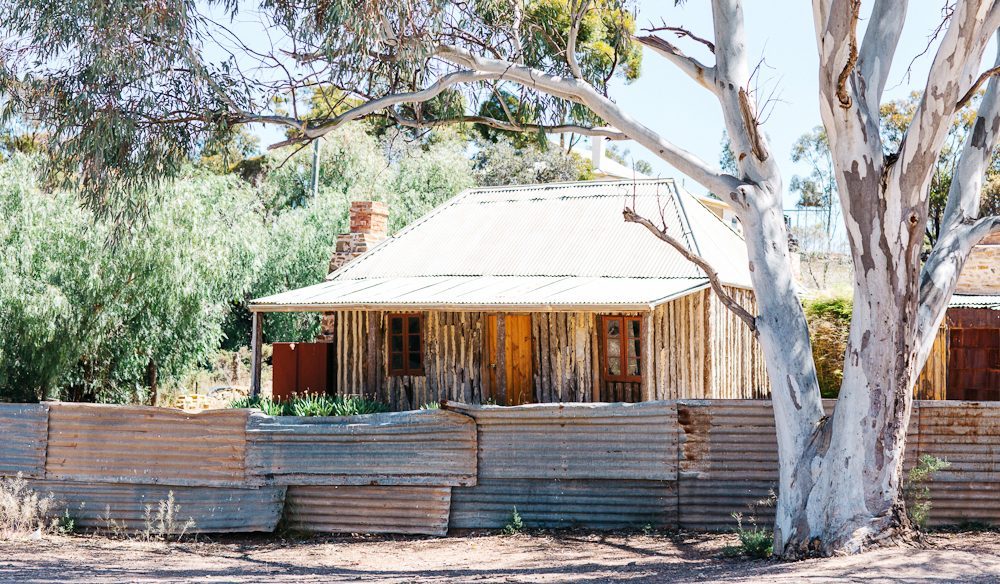 Outback history and serenity: Blinman, Flinders Ranges (photo:  Elise Hassey)