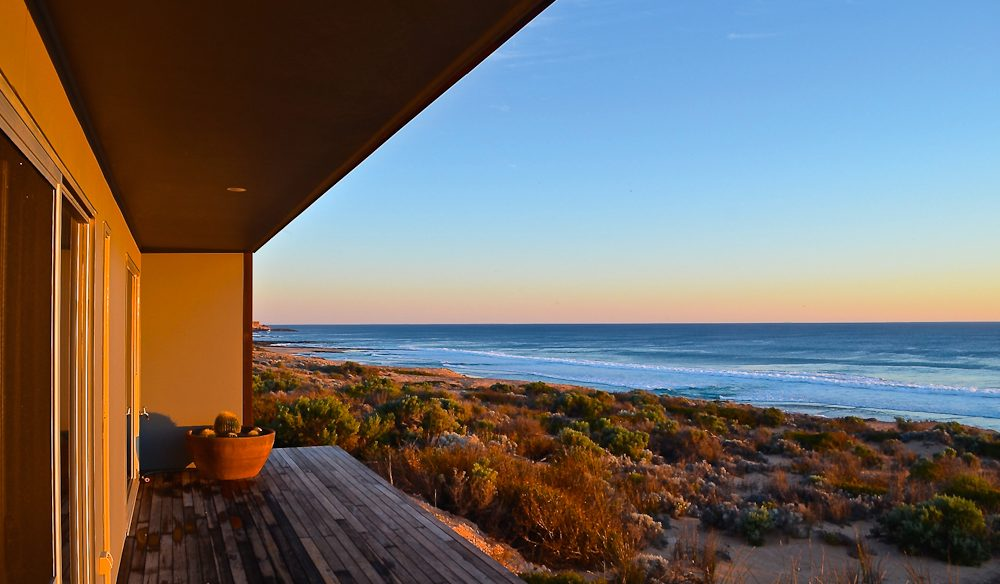 Delightfully remote: Camel Beach House, Venus Bay, SA.
