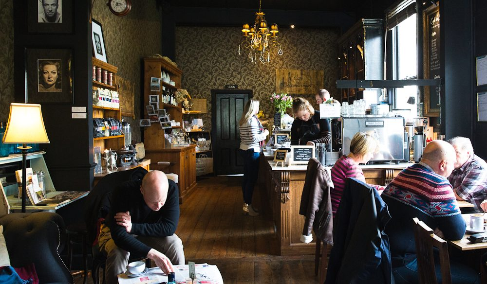 Do not miss: Cafe de Beaumarchais, Sassafras (photo: Jocelyn Pride).