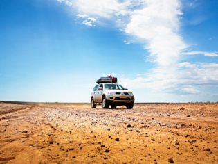South-west Queensland is 4WD territory