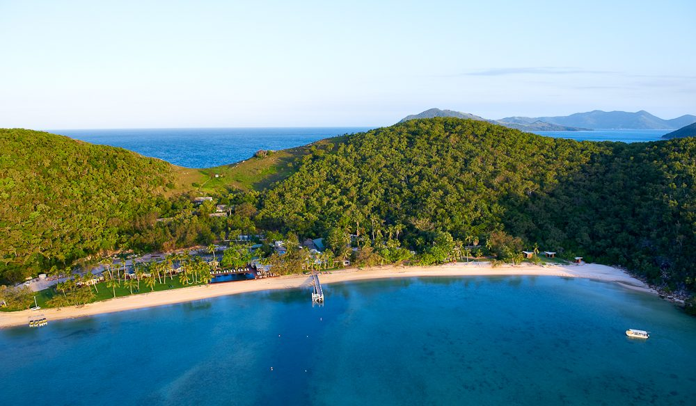 Seductively small-scale: Orpheus Island, Great Barrier Reef.