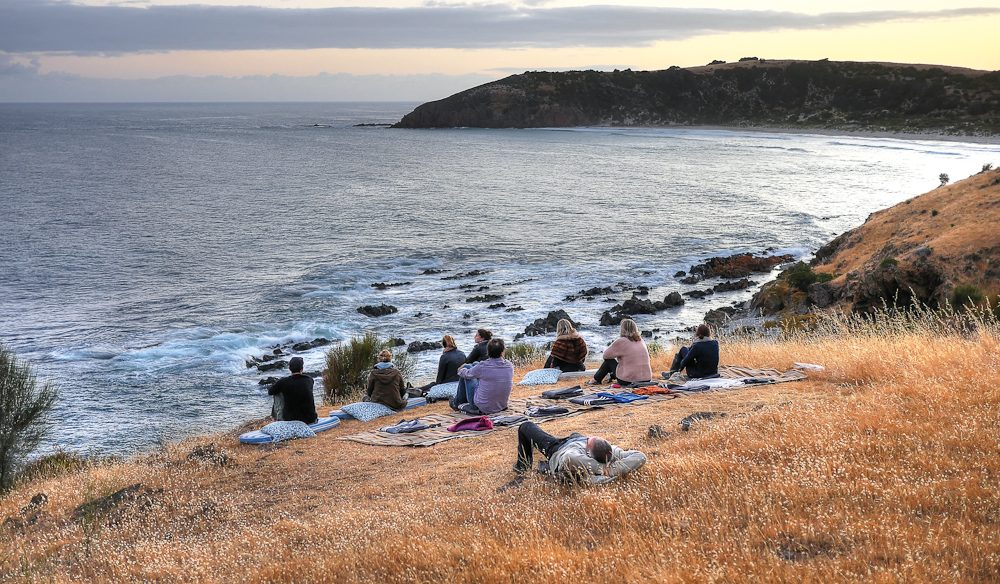 Breakfast with the birds: Kangaroo Island FEASTival.