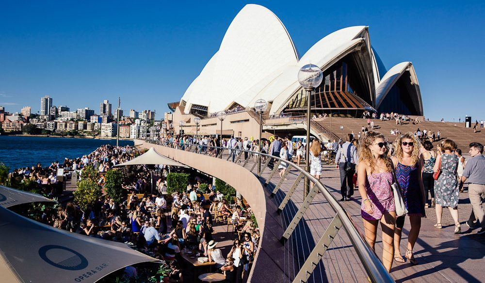 Opera Bar and Opera Kitchen are about to be joined by the reopening Bennelong Restaurant.