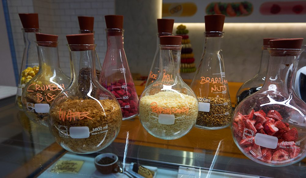 The science of chocolate, Cacao, Melbourne.