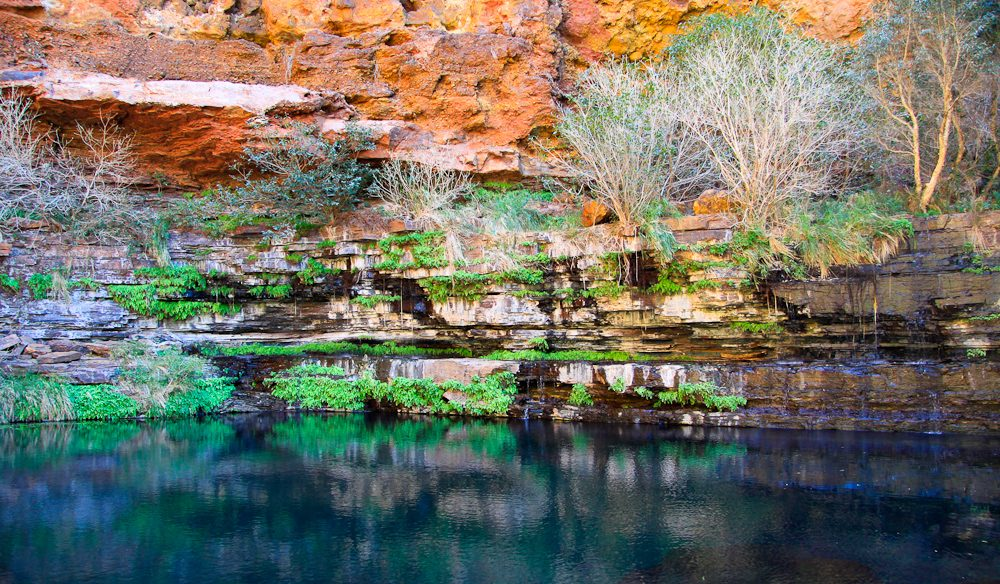 Dales Gorge, Karijini National Park, Western Australia (photo: Mary Saunders).
