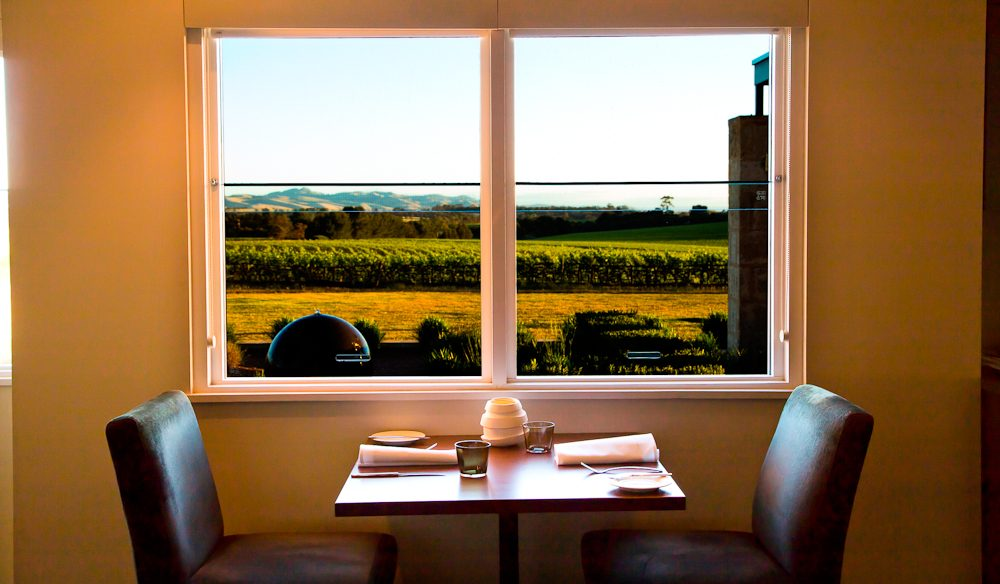 Barossa view: Appellation Restaurant, The Louise.