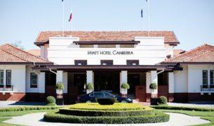 Canberra Hyatt Hotel
