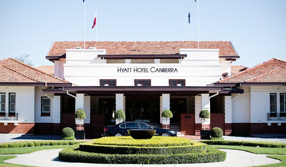 Hotel Hotel Canberra Review