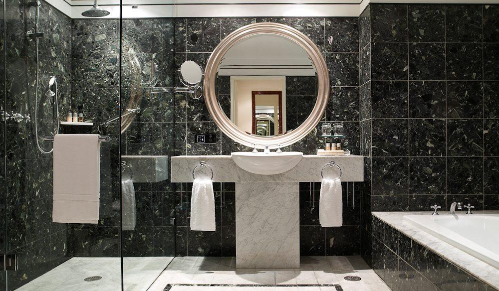 Hyatt Hotel Canberra bathroom