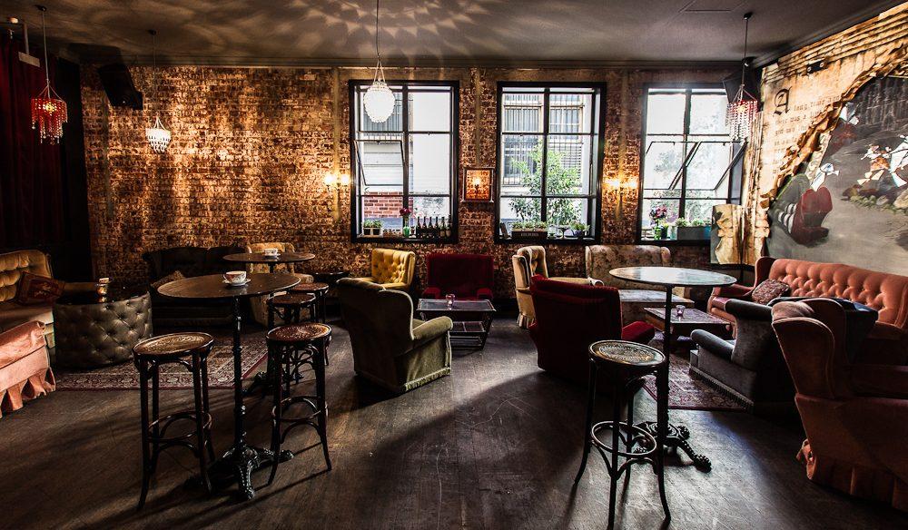 Wolf Lane bar Perth