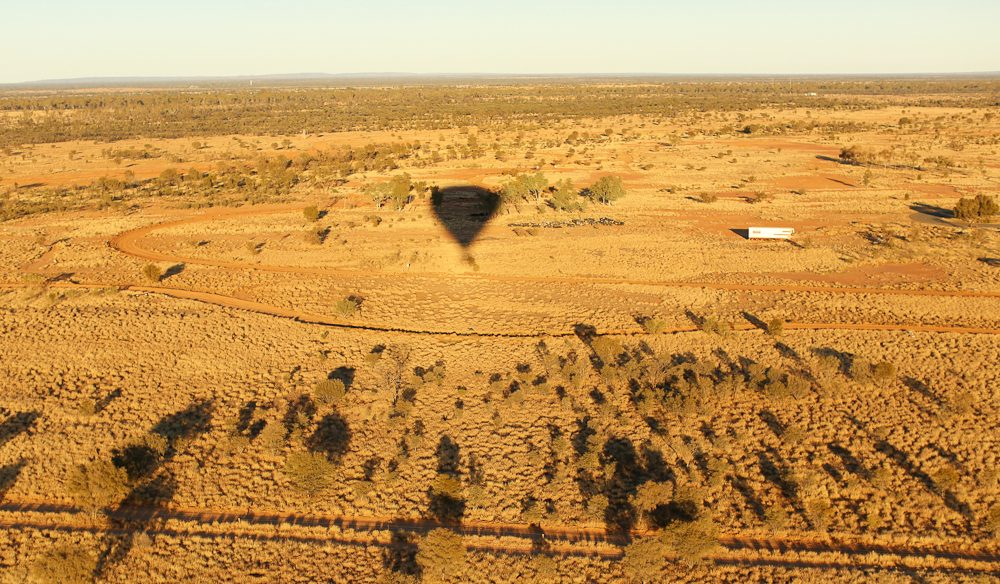 Alice Springs Ballooning