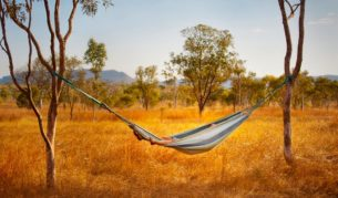 Hammock break Kimberley, WA photo: Nick Holdsworth