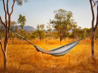 Hammock break Kimberley, WA photo: Nick Holdsworth