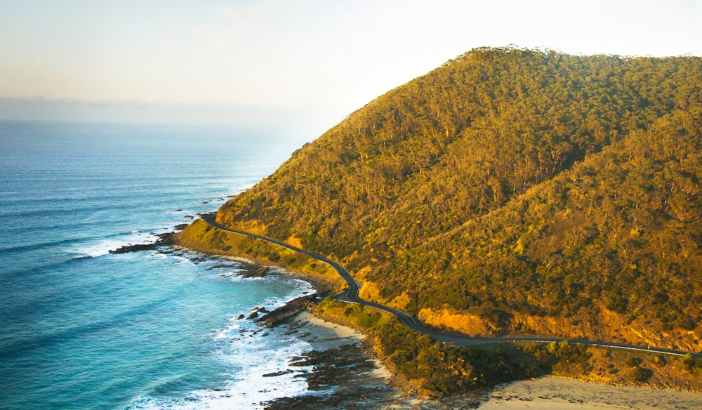 Take your time on the Great Ocean Road, says Raman Kumar.