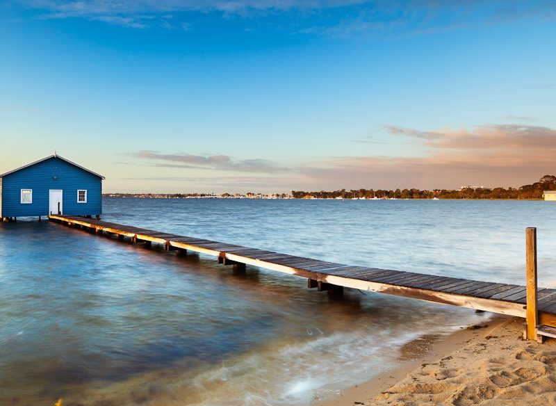 Crawley Edge Boatshed Matilda Bay Perth