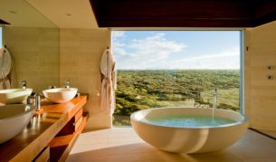 Bath Southern Ocean Lodge Kangaroo Island