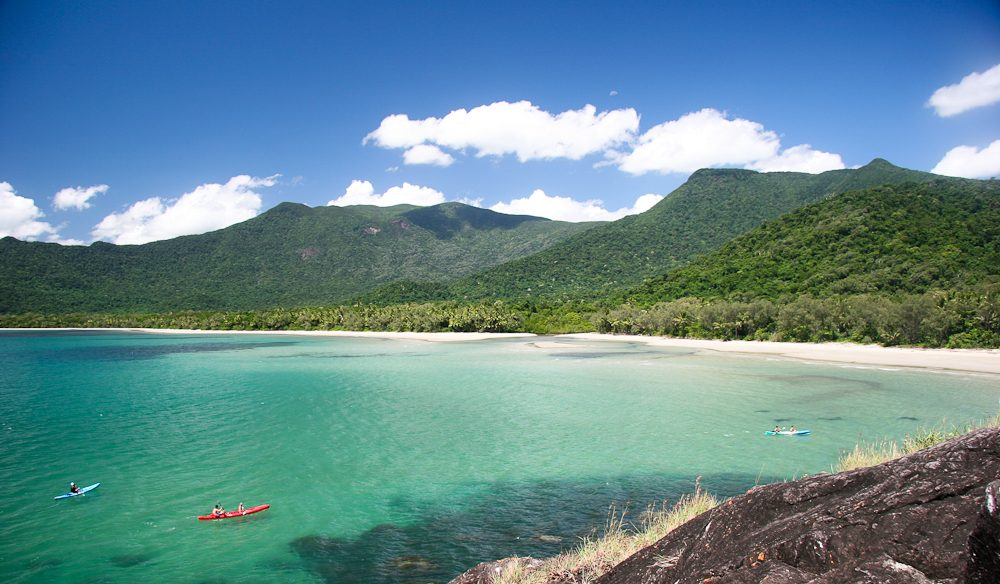 Adventurer's paradise: Cape Tribulation.