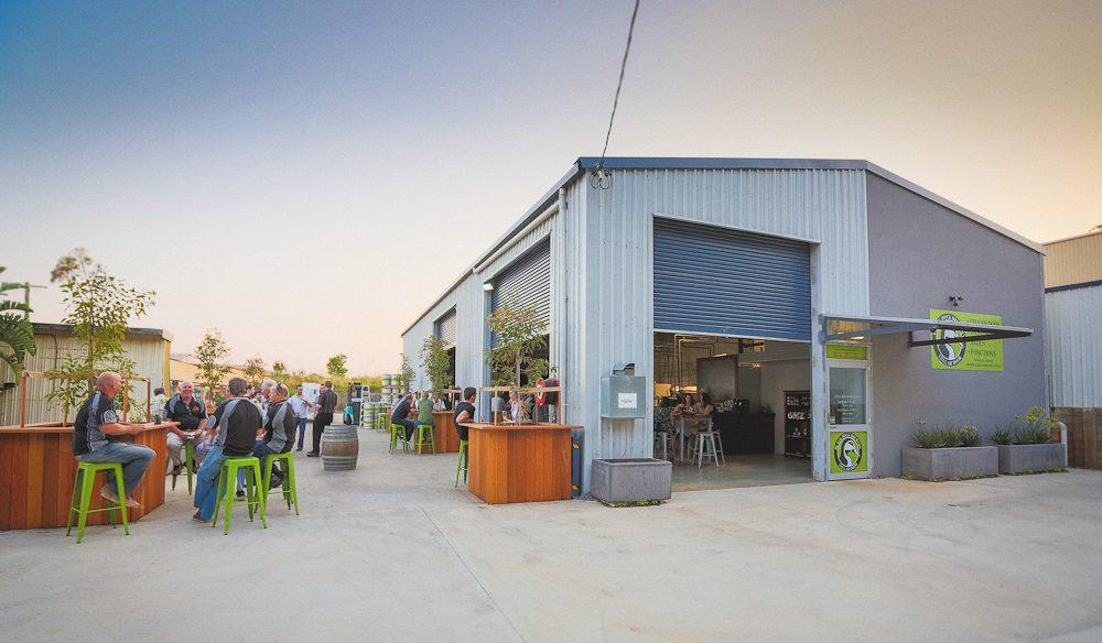 Black Duck Brewery, Port Macquarie.