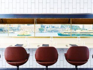 Chef's Table Bennelong restaurant Sydney