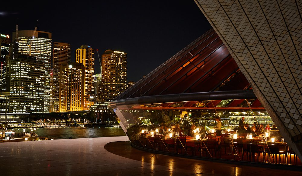 Best restaurant view in Sydney? Opera-House star Bennelong.