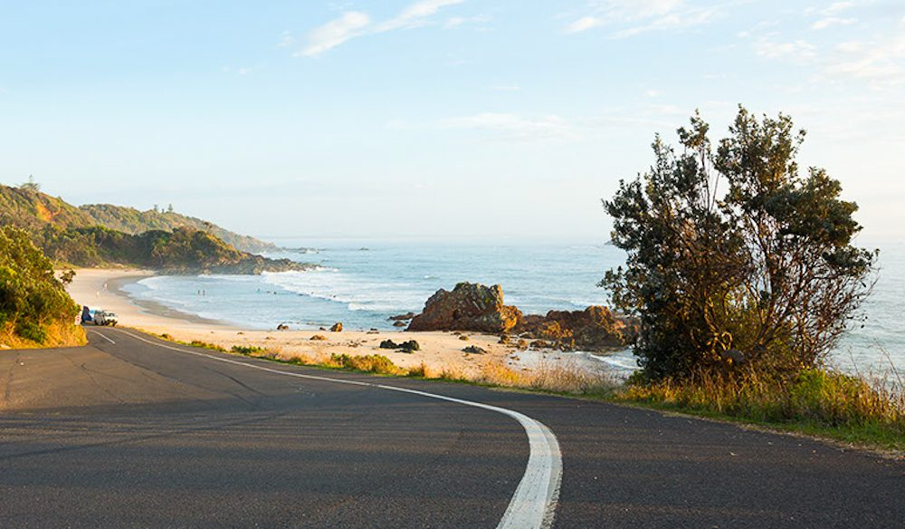 On Port Macquarie's coastal food trail (photo: Daniel Hine).